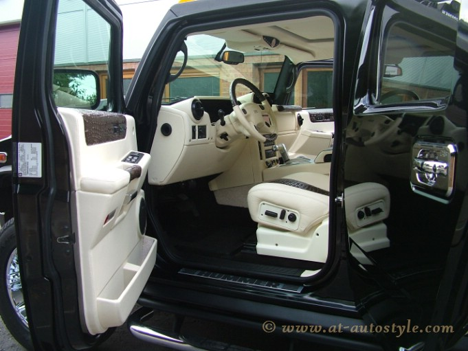 Hummer H2 Interior Autos Post