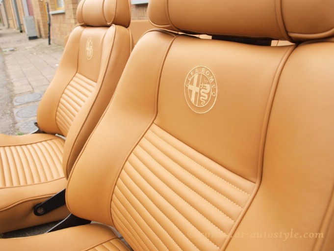 Alfa Romeo GTA Interior AT Autostyle - Alfa romeo seat covers