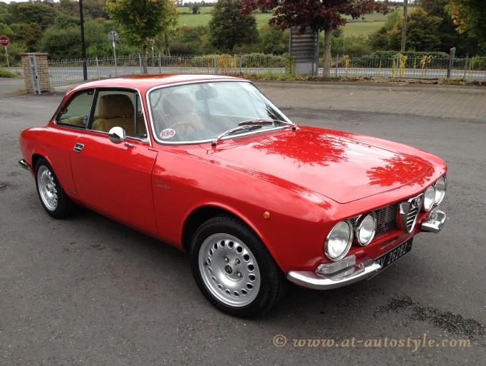 Alfa Romeo Gta-2   A&T Autostyle