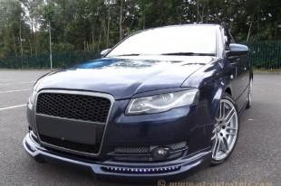 Audi A4 leather interior-1