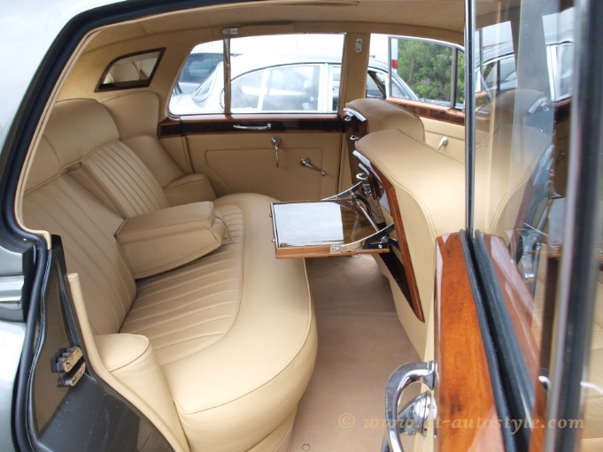 Bentley S2 Interior AT Autostyle