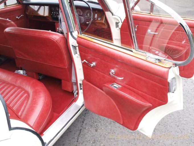 Jaguar Mark 2 Interior A Amp T Autostyle