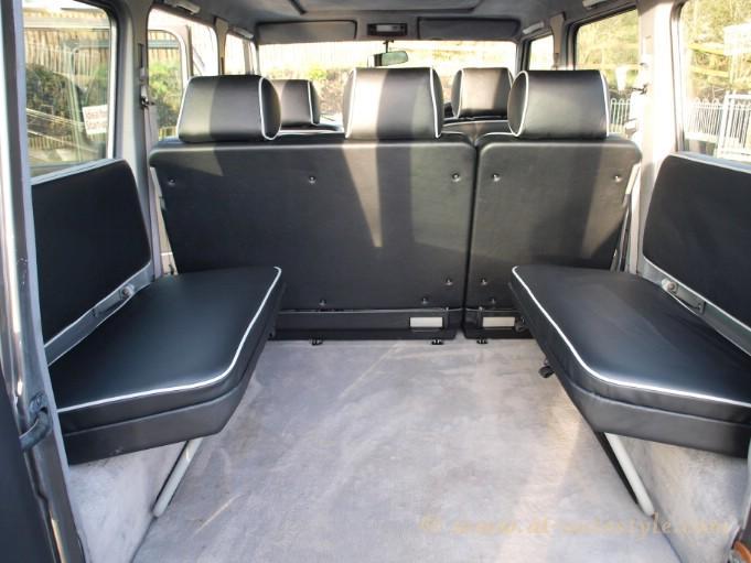 Mercedes Benz G Class Interior 26