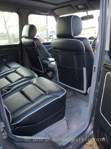 mercedes benz g class interior a t autostyle. Black Bedroom Furniture Sets. Home Design Ideas