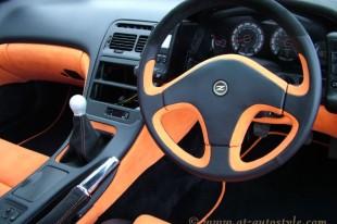Nissan 300Z interior-12
