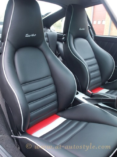 Audi Auto Gallery >> Porsche 911 Seats | A&T Autostyle