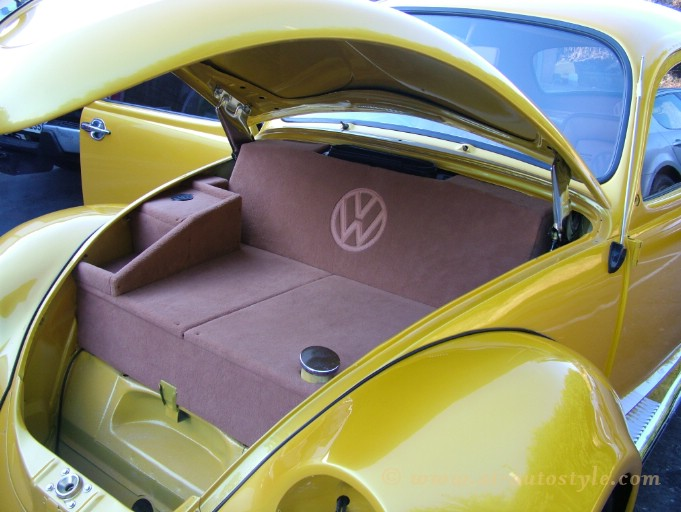 Vw Beetle Leather Interior on 1973 vw beetle ideas