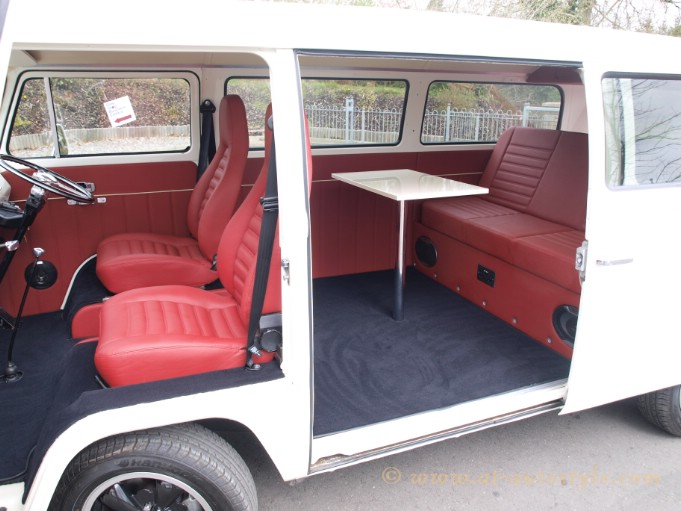 Vw T2 Interior A Amp T Autostyle