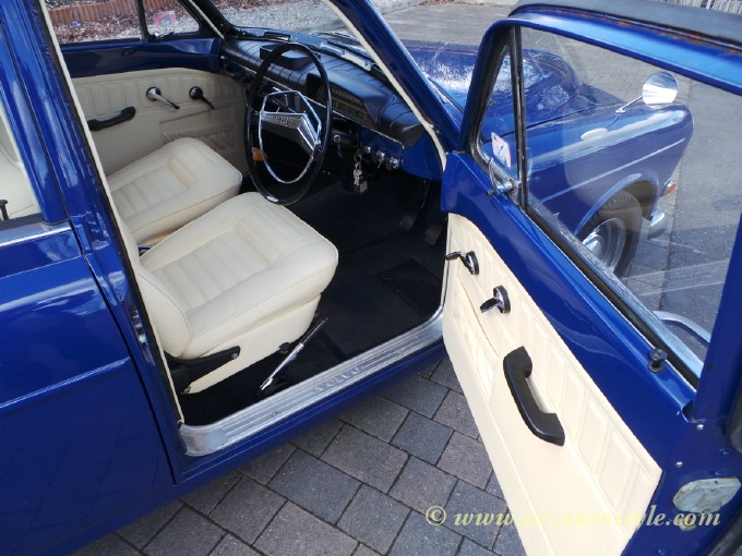 volvo amazon estate 1966 complete interior a t autostyle. Black Bedroom Furniture Sets. Home Design Ideas