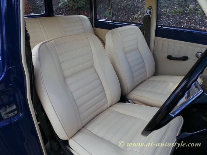 Volvo Amazon Estate 1966 Complete Interior