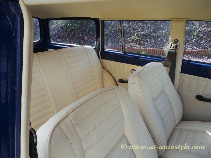 volvo amazon estate leather interior a t autostyle. Black Bedroom Furniture Sets. Home Design Ideas