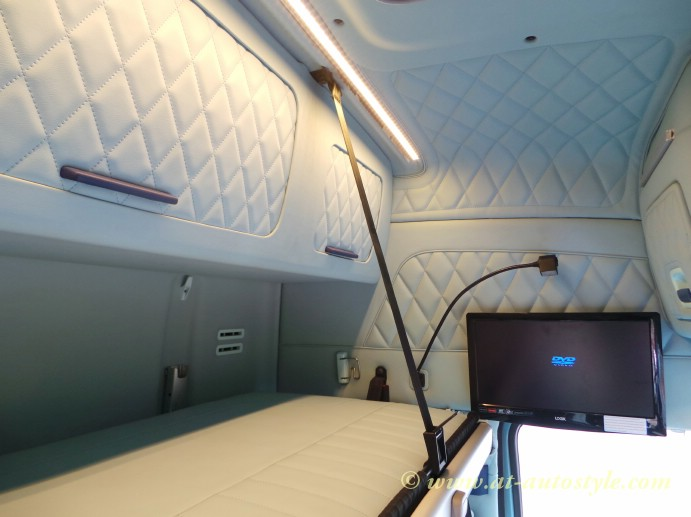 Mercedes Benz Of Austin >> Volvo FH-12 custom design leather interior | A&T Autostyle