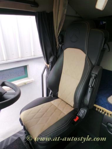 Mercedes Benz Actros Interior A Amp T Autostyle