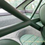 porsche 911 rear seats