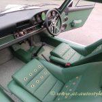 porsche 911 woven leather seats