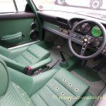 porsche 911 leather interior