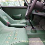 porsche 911 leather dashboard