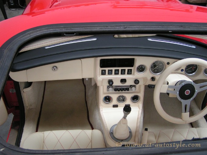Mgb Gt Interior A Amp T Autostyle