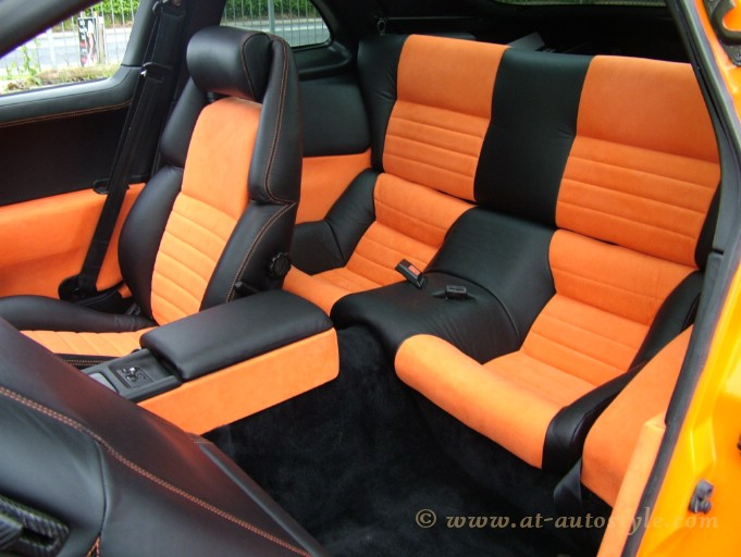 nissan 300zx leather interior a t autostyle. Black Bedroom Furniture Sets. Home Design Ideas