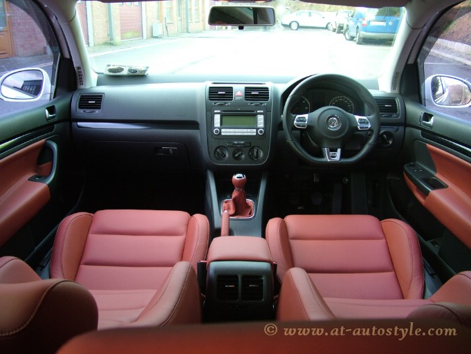 Vw Golf Mk5 Interior A Amp T Autostyle
