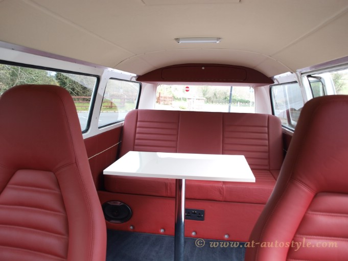 VW T2 Interior | A&T Autostyle