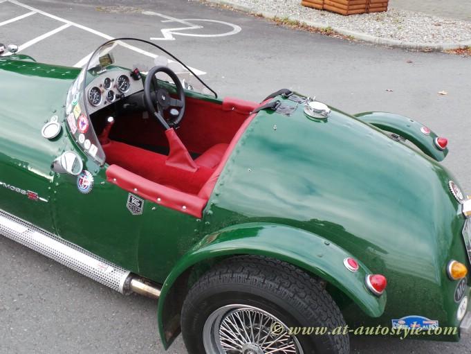 Moss Monaco Kit Car Interior A Amp T Autostyle