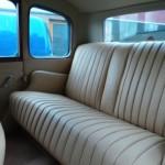Austin 12/4 1934 rear bench seat