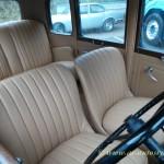 Austin front seats