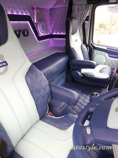 Volvo truck interior accessories for Volvo semi truck interior accessories