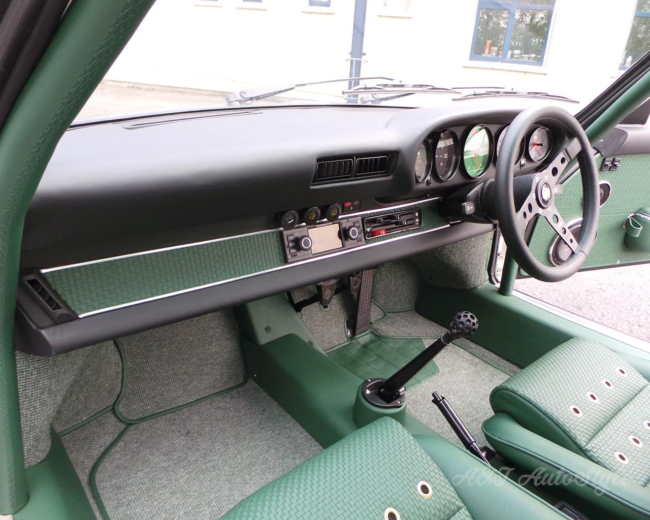 Porsche 911 Leather Interior A Amp T Autostyle